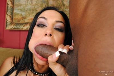 Angelina Valentine Sucking Cock